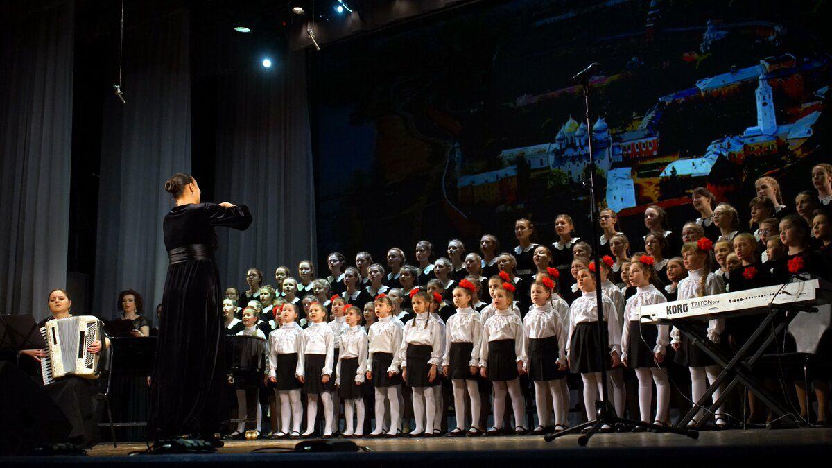 Образцовый коллектив хор девочек